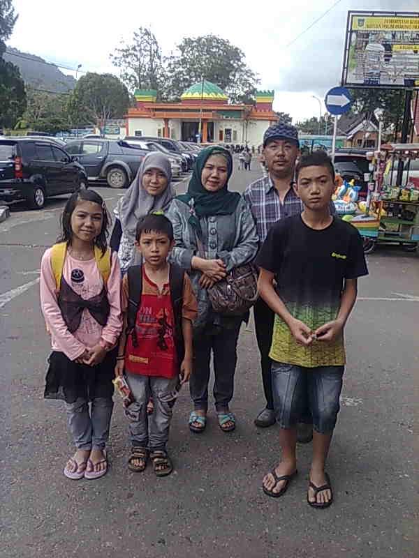 Wisata Ke Water Park Mifan Padang Panjang Ashartanjung S Blog